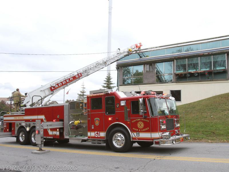 YHFD remains among busiest in Northern Westchester - Yorktown
