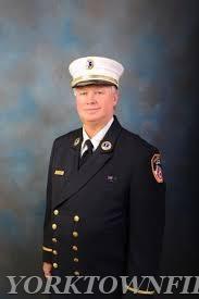 """FDNY EMS Chief John """"Jackie"""" Sullivan"""